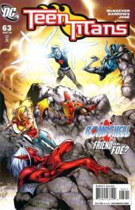 Teen Titans (2003 series) #63, NM (Stock photo)