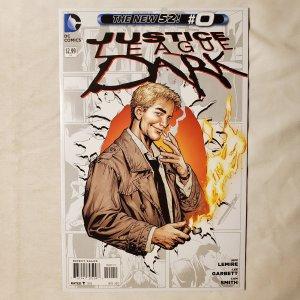 Justice League Dark 0 Very Fine/Near Mint Cover by Ryan Sook