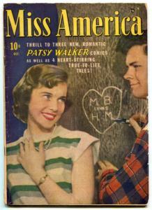 Miss America Vol.7 #15- PATSY WALKER- VG