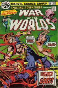 Amazing Adventures (1970 series) #36, VF+ (Stock photo)