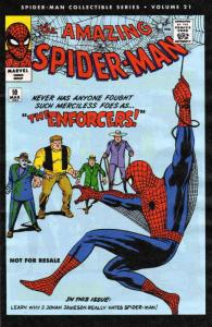 Spider-Man Collectible Series #21 VF/NM; News America Marketing | save on shippi