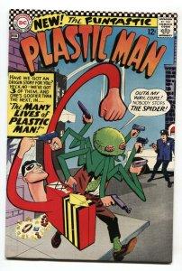 PLASTIC MAN #2 1967-DC COMICS-THE SPIDER-HIGH GRADE