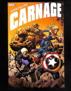Absolute Carnage #2 Holtz Connecting Variant
