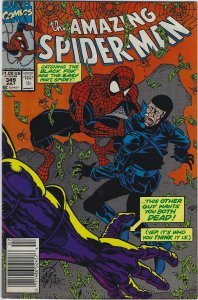 Amazing Spider-Man #349