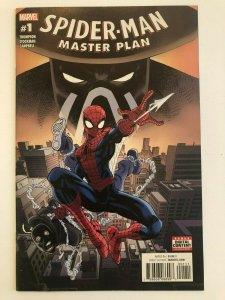 Spider-Man Master Plan #1 Thompson, Stockman, Campbell NM