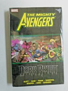 Mighty Avengers Dark Reign #1 Hardcover new in cellophane (2011)