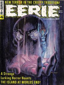 Eerie Magazine #4 (Jul-66) FN/VF Mid-High-Grade
