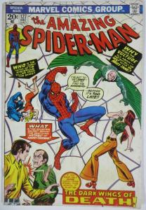AMAZING SPIDER-MAN  #127 (Marvel,12/1973) GOOD(G) Vulture! Conway & Andru