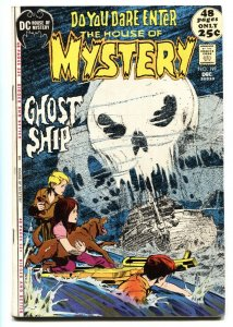 HOUSE OF MYSTERY #197 comic book 1971 DC Neal Adams