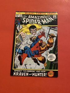 The Amazing Spider-Man #111 (1972) Kraven the Hunter