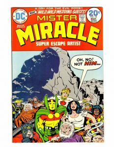 MISTER MIRACLE 18 FINE March 1974