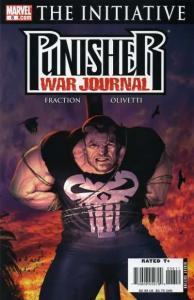 Punisher War Journal (2007 series) #6, NM- (Stock photo)