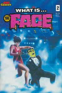 What isTHE FACE? #2 VF; Animated Comics Enterprises | save on shipping - details
