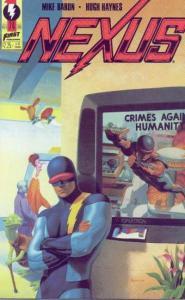 Nexus (1983 series) #74, NM- (Stock photo)