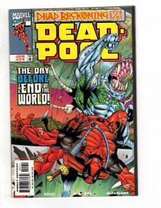 DEADPOOL (1997) 24 F Jan 1999 COMICS BOOK