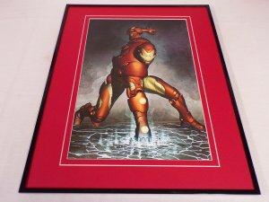 Iron Man Framed 16x20 Marvel Comics Poster Display
