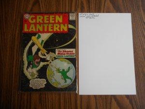 GREEN LANTERN # 24 KEY 1st SHARK GIL KANE COVER/ART WOW!!!!