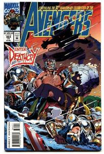 Avengers #364 1st full appearance of Deathcry NM-