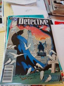 DETECTIVE COMICS #610 VF/NM BRONZE AGE CLASSIC