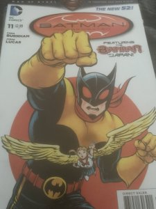 DC Batman Incorporated #11 Mint The New 52