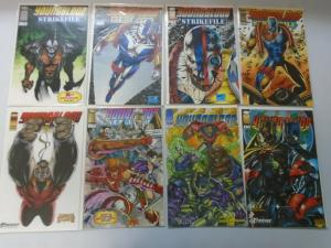 Youngblood & Youngblood Strikefile comic lot 29 different issues 8.0/VF Image Co