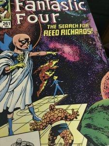 Marvel Fantastic Four #261 Mint