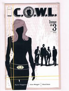 Cowl # 3 VF 1st Print Image Comic Book Kyle Higgins Alec Siegel Rod Reis Art S63