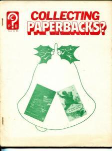 Collecting Paperbacks? Vol. 2 #5-1980's-Shell Scott-Captain Future-info-VG