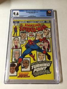 Amazing Spider-man 121 Cgc 9.6 White Pages Death Of Gwen Stacy