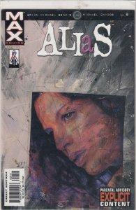 Alias  #9 (2001)