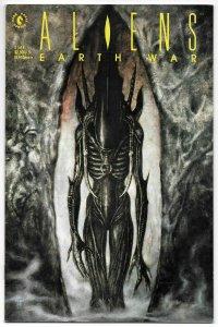 Aliens Earth War #3 (Dark Horse, 1990) FN