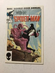 Web Of Spider-Man Annual 1 NM Near Mint