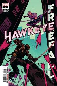 Hawkeye Free Fall #2 (Marvel, 2020) NM