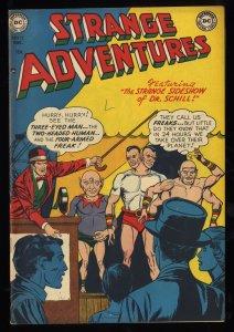 Strange Adventures #15 FN/VF 7.0 DC Comics