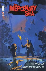 Mercenary Sea, The #1 (2nd) VF/NM; Image | save on shipping - details inside