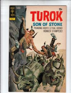 Turok Son of Stone #79 (Jul-72) VF/NM+ High-Grade Turok, Andar