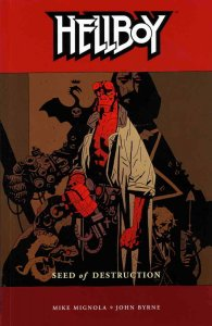 Hellboy: Seed of Destruction TPB #1 (8th) VG; Dark Horse | low grade comic - sav
