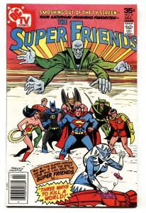 Super Friends #9 1977 1st appearance of Icemaiden (Sigrid Nansen) DC VF/NM