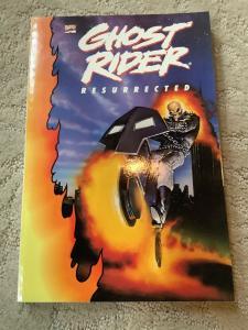 Ghost Rider Resurrected (TPB 1991) 1st Print Marvel Comics
