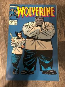 Marvel Wolverine 8 * Patch & Mr. Joe Fix It *