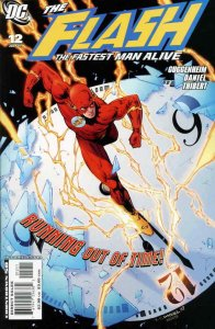 Flash: The Fastest Man Alive #12 VF/NM; DC   save on shipping - details inside
