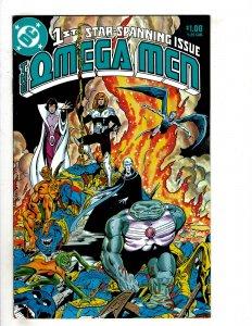 The Omega Men #1 (1983) SR17
