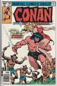 Conan the Barbarian #108 (Mar-80) NM- High-Grade Conan the Barbarian