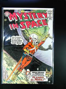 Mystery in Space (1951 series) #90, Fine- (Actual scan)