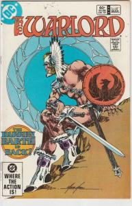 5 The Warlord DC Comic Books # 67 68 69 70 71 Arion Mike Grell Jurgens BH47