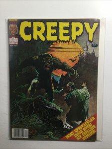 Creepy 131 Spet 1981 Very Fine Vf 8.0 Warren Magazine