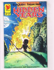Elfquest Hidden Years #23 VF/NM Warp Graphics Comic Book DE45