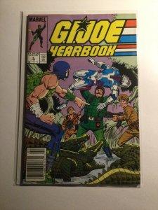 GI Yearbook 4 Near mint Nm Marvel