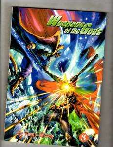 Weapons Of The Gods Vol. # 3 Comics One Graphic Novel TPB Comic Book Wong J102