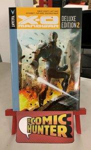 X-O Manowar Deluxe Edition Book 2 2015 Hardcover Robert Venditti